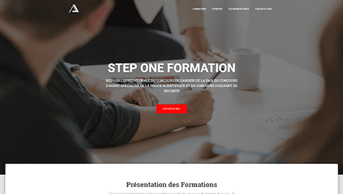 Thumbs Projet Step One Formation